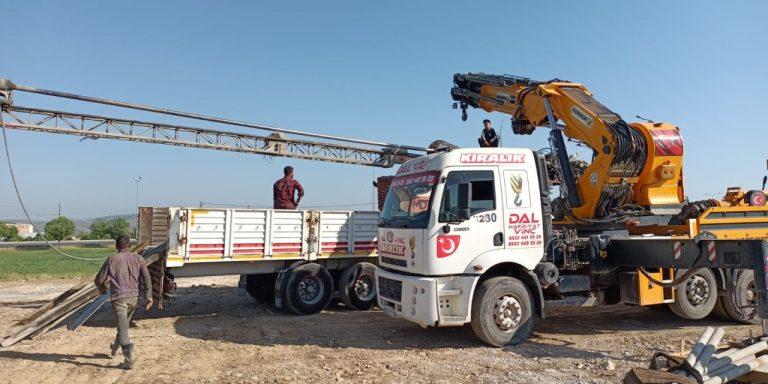 Türkoğlu'nda Yeni İtfaiye Binası Projesi Başlatıldı