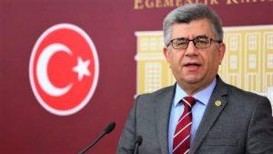 """MHP'li Aycan, """"Sağlık çalışanlarının yükünü azaltmamız lazım"""""""
