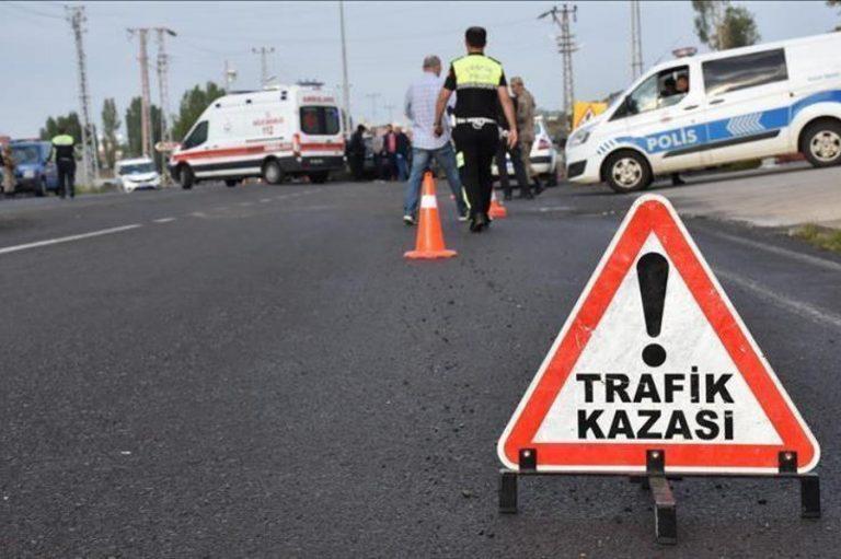 Pazarcık'ta Feci Kaza: 1 Ölü