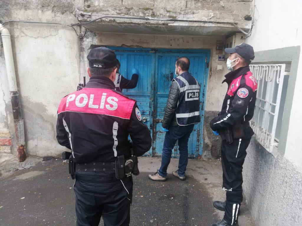 Kahramanmaraş Polisi Zehir Tacirlerine Göz Açtırmıyor