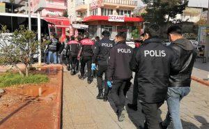 Kahramanmaraş'ta Firarilere Operasyon: 41 Tutuklu