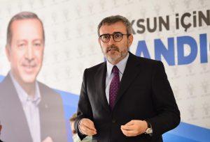 """Mahir Ünal, CHP'ye Sert Çıktı: """"Gözleri Nefretten Kör Olmuş"""""""