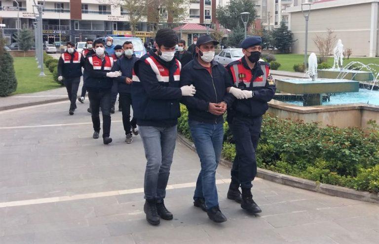 Kahramanmaraş'ta Terör Operasyonu: Kadı-İmam Emir yakalandı