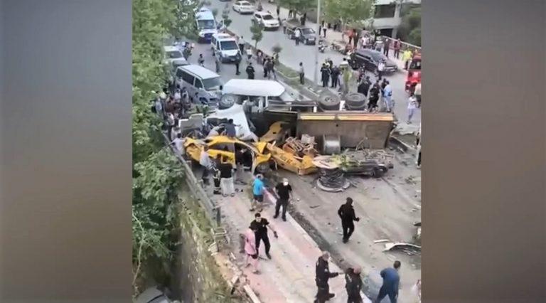 Vinç Kontrolden Çıktı: 4 ölü 4 yaralı
