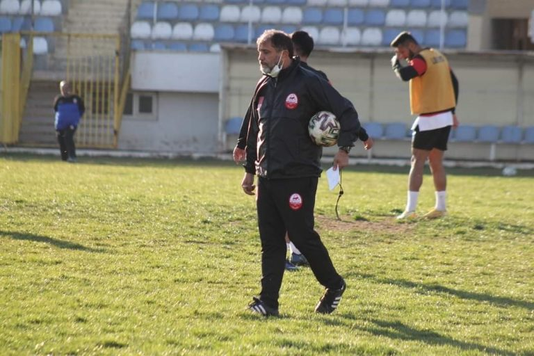 Kahramanmaraşspor teknik direktörü istifa etti