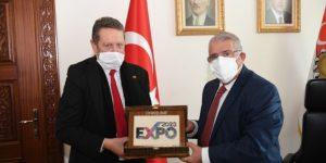 Alman Başkonsolusu'ndan EXPO 2023 Ziyareti
