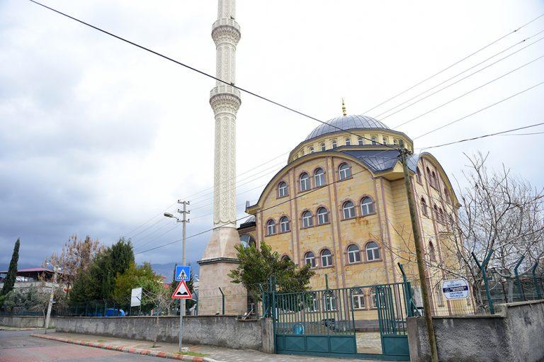 Dulkadiroğlu Belediyesinden Cami Düzenleme Çalışması