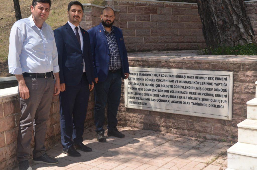 SP Kahramanmaraş İl Başkanı Av. Ahmet Zor'dan Biden'a Sert Tepki