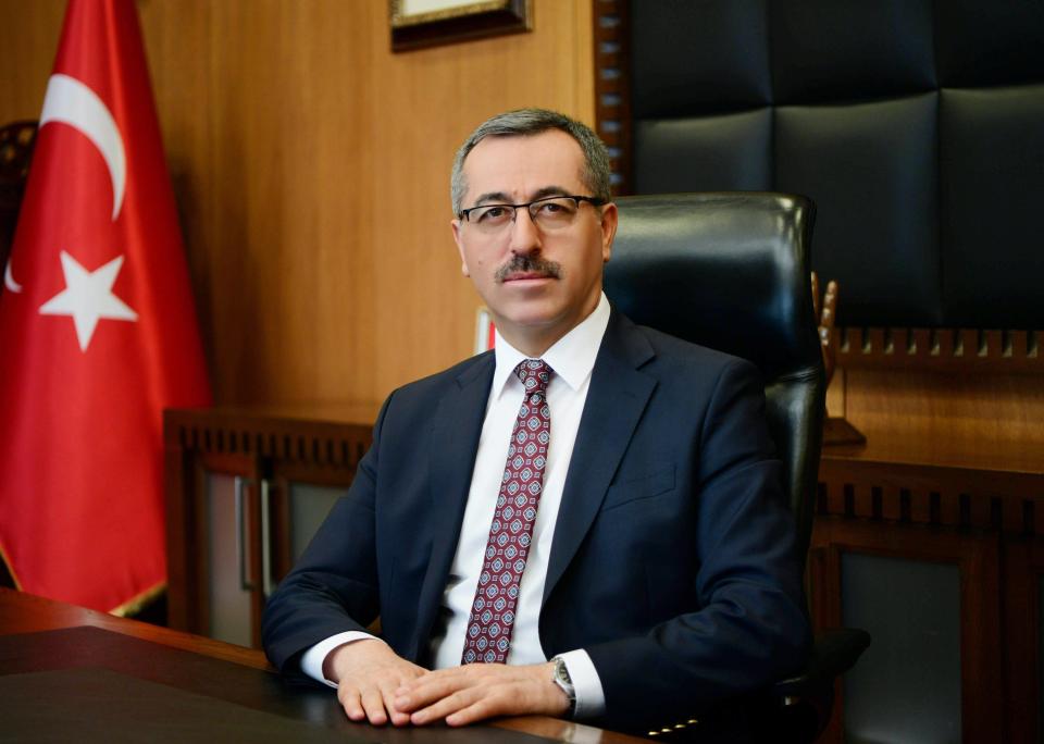 Başkan Güngör'den 600 Milyonluk Dev Yatırım Müjdesi