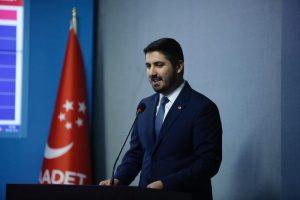 Saadet Partisi İl Başkanı Av. Ahmet ZOR Turizm Önerilerini Açıkladı