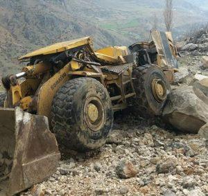 Kahramanmaraş'ta korkutan kaza