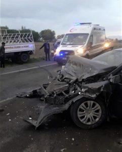 Elbistan'da Feci Kaza: 3 Yaralı