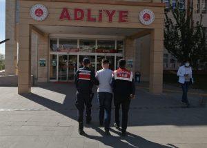 FETÖ/PDY Operasyonu : 2 Kişi Tutuklandı
