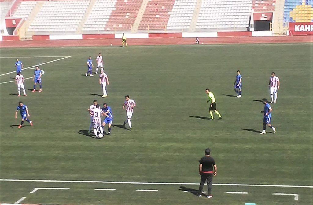 Akdeniz Aslanları Ergenesporu 2-0 Mağlup Etti