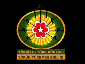 """Yörük Türkmen Birliği'nden Biden'a Sert Tepki: """"Açıklama hükümsüzdür"""""""