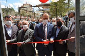 Kahramanmaraş'ta bir ilk: Sosyal Market ve Aşevi Hizmeti