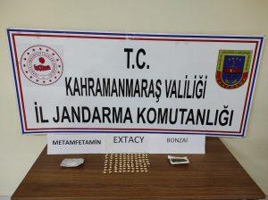 Kahramanmaraş'ta Uyuşturucudan 6 Kişiye Gözaltı!