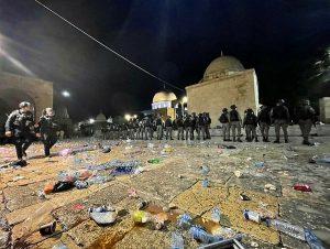 İsrail Polisi Saldırdı: Yaralı Sayısı 200'ü Geçti