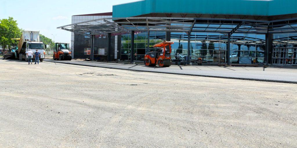 Kahramanmaraş Şehirlerarası Otobüs Terminali Yenileniyor