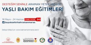 Kahramanmaraş'ta YADES Projesi Kapsamında Eğitim Seminerleri Düzenlenecek
