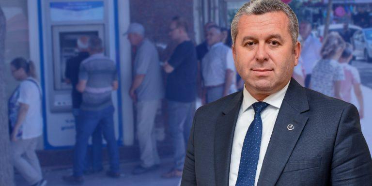 """Yardımcıoğlu'ndan ATM açıklaması: """"Vatandaş Uygulamadan Ücretsiz Yararlanmalıdır"""""""