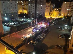 Kahramanmaraş'ta Sarhoş Sürücü Geceyi Birbirine Kattı!