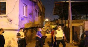 Kahramanmaraş'ta Tüfekli Maganda Alarmı
