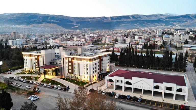Kahramanmaraş'ın Sağlık İhtiyacına Sular Akademi Hastahanesi'nden Cevap