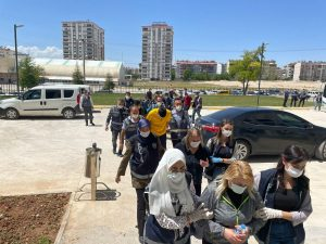 Kahramanmaraş'ta fuhuş operasyonu! 9 Kişi Yakalandı