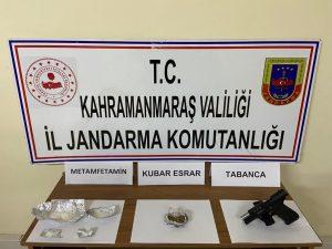 Jandarma Zehir Tacirlerine Göz Açtırmıyor