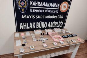 Kahramanmaraş'ta Rekor Ceza: 27 Kişiye 78 Bin 750 TL Ceza