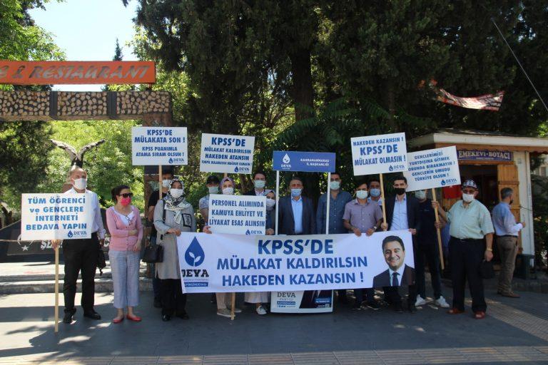 Devalı Gençler'den 19 Mayıs Standı