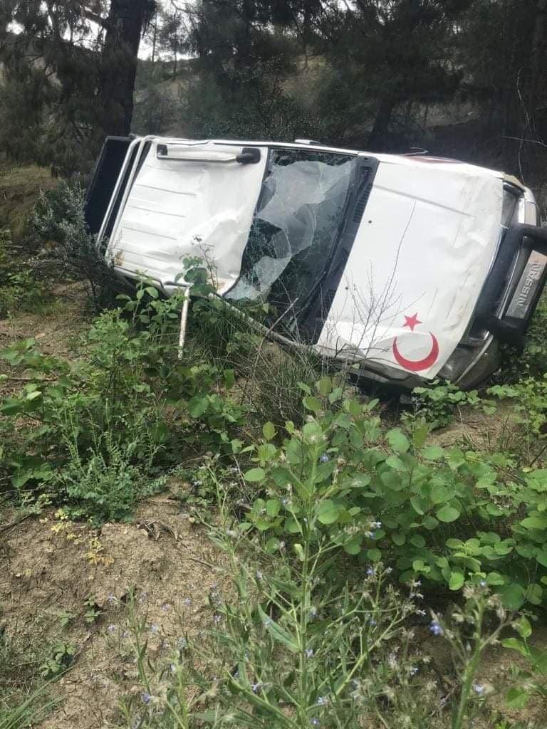Kahramanmaraş'ta Feci Kaza: 7 yaralı