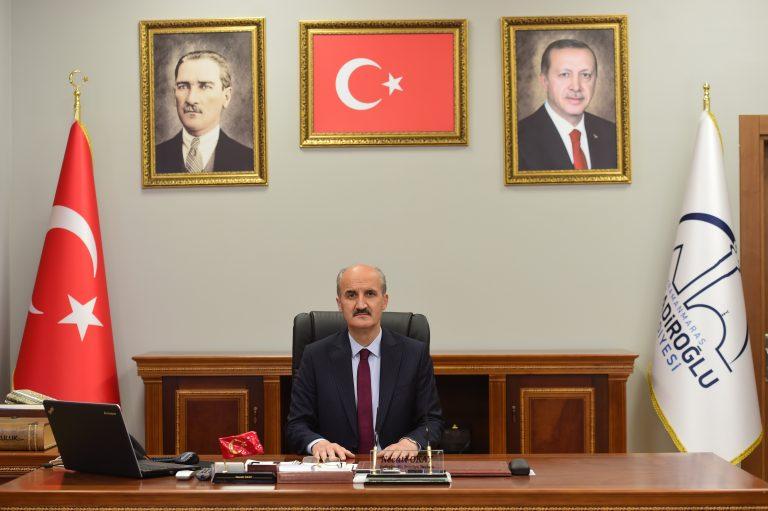 """Başkan Okay:""""Türkiye Cumhuriyeti Mazlumların Yanındadır"""""""