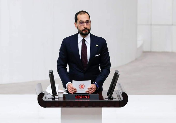 Milletvekili Mehmet Cihat Sezal'a yeni görev