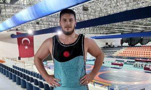 Kahramanmaraşlı sporcu Türkiye'yi temsil edecek