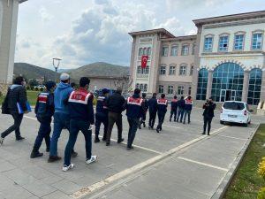 Kahramanmaraş'ta Dev Operasyon: 31 Kişi Yakalandı