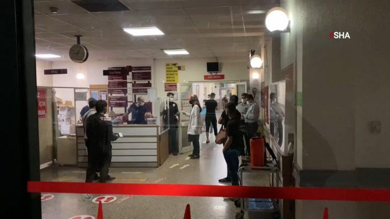 Fabrikada Gıda Zehirlenmesi: 106 İşçi Hastaneye Kaldırıldı