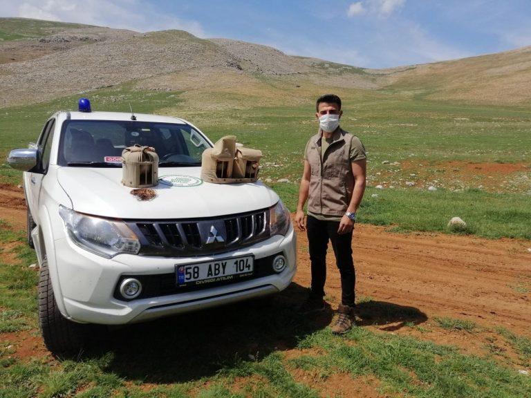 Kahramanmaraş'ta Kaçak Avcılara Geçit Yok