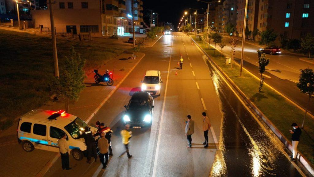 Kahramanmaraş Polisi Adım Adım Denetliyor
