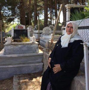 Şehit Adem Kutlu şahadetinin seneyi devriyesinde mezarı başında anıldı