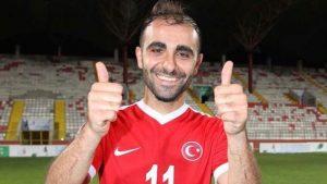 Kahramanmaraşlı milli futbolcu Hüseyin Er hayatını kaybetti