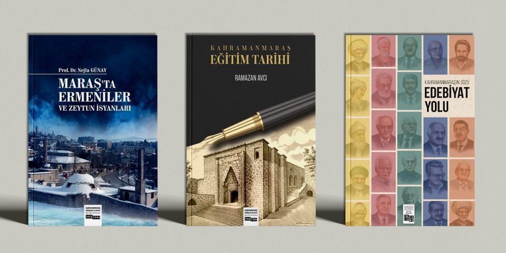 Edebiyat Şehrine 3 Yeni Eser