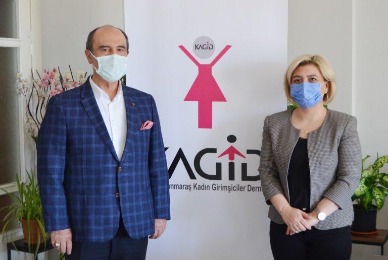 """KMTSO Başkanı Balcıoğlu, """"Destek Olmamız Gerektiği Her An Varız"""""""