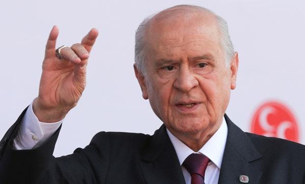"""MHP Genel Başkanı Devlet Bahçeli :""""İsrail Terör Devletidir"""""""