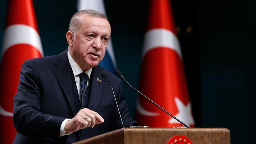 Erdoğan'dan Kahramanmaraş'a Müjde