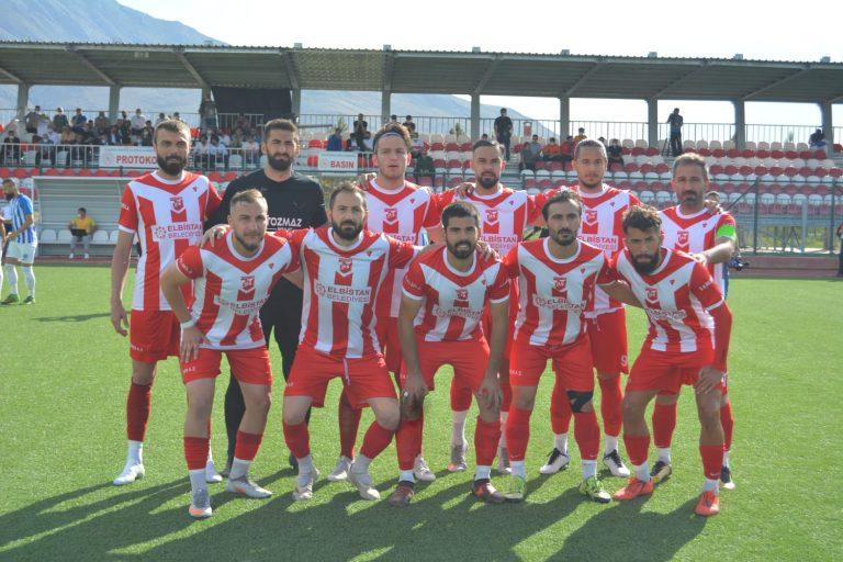 Elbistanspor 0 – Şanlıurfa BB Spor 2