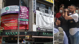 HDP İl Binasına Saldırı, 1 Ölü