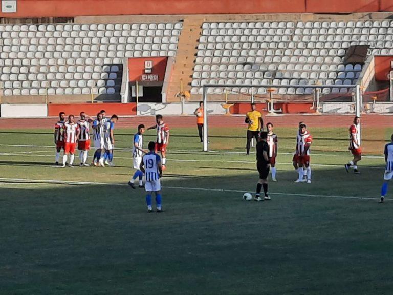Türkoğlu Belediyespor: 2 Elbistanspor: 1