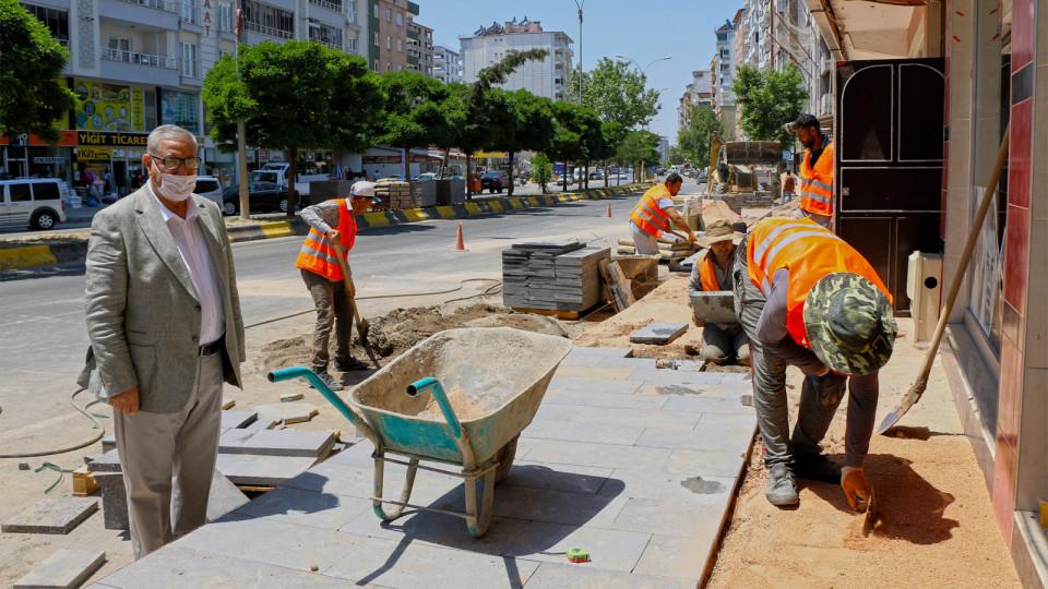 Pazarcık'ın Çehresi Değişti